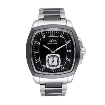Завод Пользовательские Логотип Из Нержавеющей Стали Мода Человек Часы