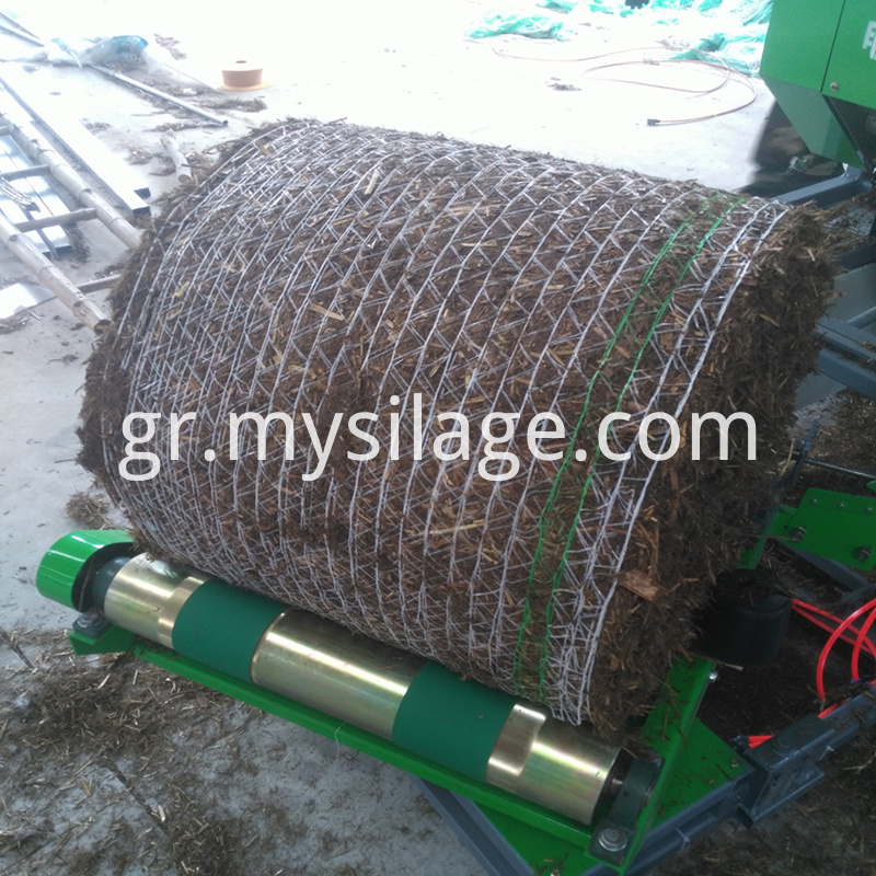 bale net used in baler
