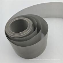 300 400 500 Mikron-Edelstahl-Maschendraht-Schirm / Metallmaschendraht