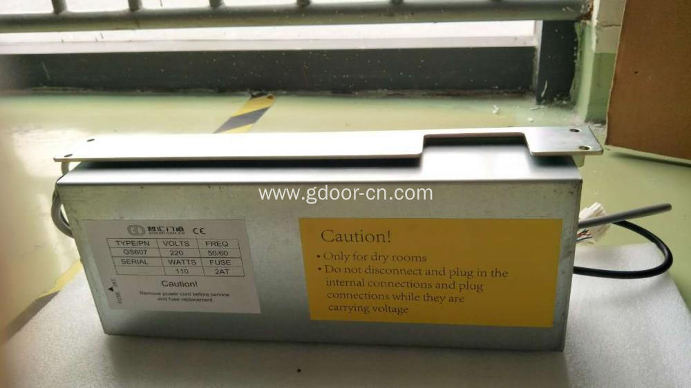 300kg*2 Heavy loading automatic sliding door operator