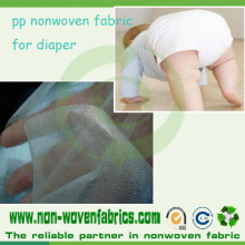 Hydrophilic Non Woven Cloth for Diaper