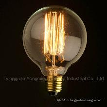 В создании g95 Глобус Лампа 25 Вт 40 Вт 60 Вт старинные Эдисон лампы