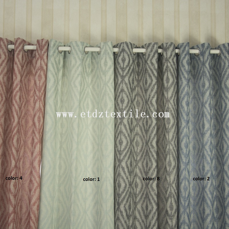 Linen Like curtain color 6002