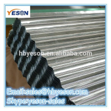 Material de construcción todo tipo de azulejos metálicos de teja en alta calidad