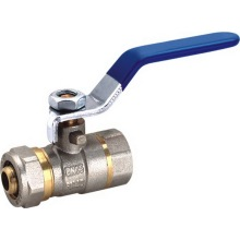 Heath of Aluminum - Plastic Pipe Ball Valve with Gavelock (YD-1043)