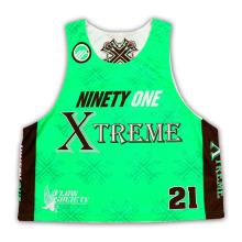 Custom Sublimation Lacrosse Jersey en nuevo estilo con alta calidad