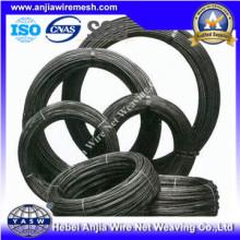 Мягкий черный обожженный стальной железный провод для строительства с (CE и SGS)