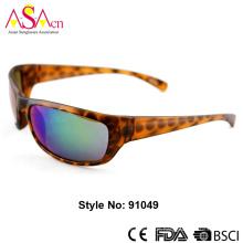 Sport Marken Designer Polarisierte Männer Sonnenbrillen zum Angeln (91049)