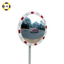 """24 """"reflexivo segurança de trânsito espelho convexo evitar acidente de trânsito assit segurança rodoviária wearproof"""