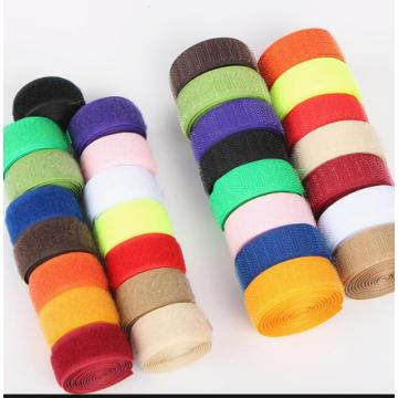 Strong Sticky Nylon Mix Polyester Hook And Loop