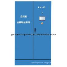 Energy Saving Compressor Control System