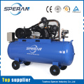 Top supplier 40 gallon 3 cylinder large electric piston belt driven industrial air compressor for sale