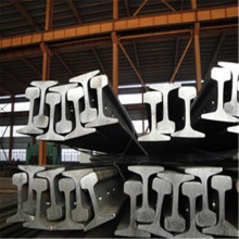 Çelik demiryolu p15 ray 55Q Q235 maden demiryolu