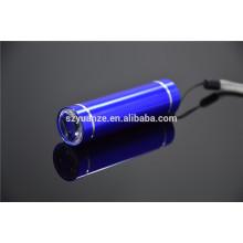 Lampe de poche fabricant, mini lampe à LED, lampe torche à plat