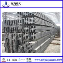 Luz en Peso / Guardar Metal / Diseño Flexible de Q235 Canal C Acero Hecho en Sino East Steel Company