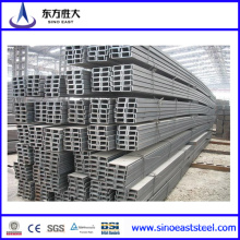 Light in Weight/ Save Metal /Flexible Design of Q235 C Channel Steel Made in Sino East Steel Company