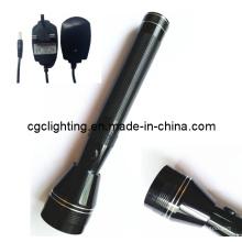 3W CREE LED wiederaufladbare Taschenlampe (CC-104)