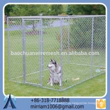 2016 Nueva perrera del perro de la alta calidad del diseño / casa del animal doméstico / jaula del perro / funcionamiento / portador