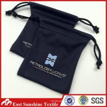 Pequeña bolsa de microfibra para dispositivo de medición