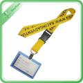 Владельец карточки удостоверения личности Талреп с крюком металла, бейджей с изготовленным на заказ Логосом