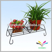 Low MOQ metal recycling vertical garden florwer stand plants for garden