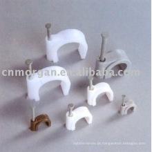 Fábrica por atacado não é fácil ao envelhecimento prego resistência à corrosão clipe