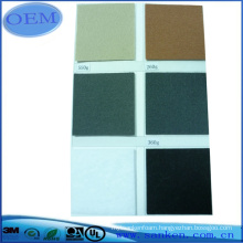 Free Sample Non Woven Polyester Felt Fabric For Car Decoration