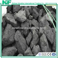 Preço de mercado de coque metalúrgico / coque de metal / coque de carbono à venda