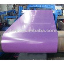 Espessura: 0.15-0.8mm Largura: 800mm-1250mm Folha de aço frio