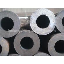 Astm a106 толстая стенка sch40 sch80 4 дюйма черная углеродистая сталь бесшовная труба цена трубы