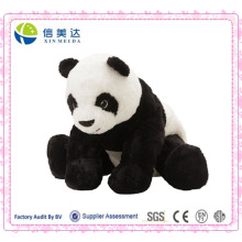 2 en 1 Lifelike panda muñeca muñeca Panda Toy Pillow