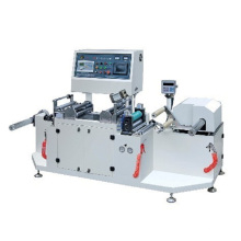 Máquina cortadora de manga retráctil de PVC de alta velocidad