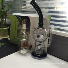10 Zoll Sprinkler Perc Wasserrohr weiß 14mm