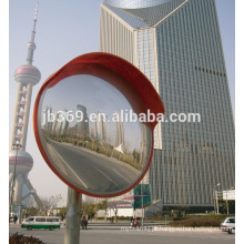 Espelho convexo plástico da segurança de tráfego exterior de 80cm 32inch