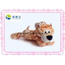 Plüsch Tiger Schlüsselanhänger Spielzeug (XMD-0086C)