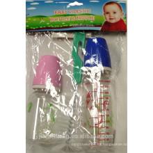 JML Buena Qulaity Baby Bottle Juego con cepillo de botella de bebé