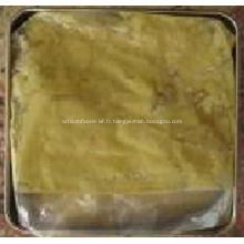 Purée pâte de gingembre dans tambour