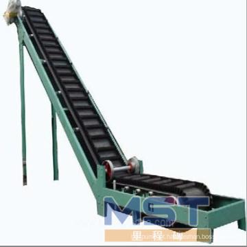 Correia transportadora vertical usada