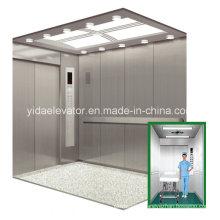 Big Space Medical Elevator From Professional Elevator Manufacturer