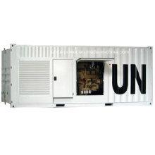 Unite Power 900kw Mtu Diesel Engine Electric Generator Set