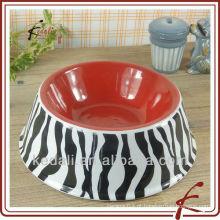 Alimentador de cerâmica para animais de estimação