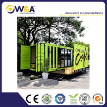 20FT/40FT Container Prefabable Houses With Low Cost