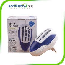 UVA LED Mosquito Killer con cepillo de limpieza