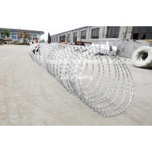 High Quality with Low Price Concertina Razor Barbed Wire