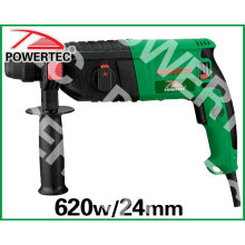 620W 22mm Electric Rotary Hammer (PT82504)