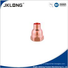 J9013 кованый медный переходник для медной трубы