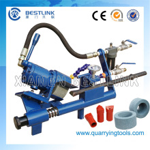 Integral Drill Rod & Chisel Bit Pneumatic/ Air Grinder