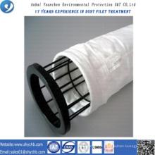 A fábrica fornece diretamente o saco de filtro da poeira de PTFE para a indústria da metalurgia com amostra grátis