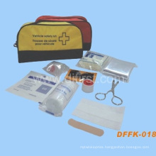 Home / Car / Outdoors First Aid Kit for Basic Treatment (DFFK-018)