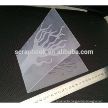 2015 hot sell DIY products embossing folder
